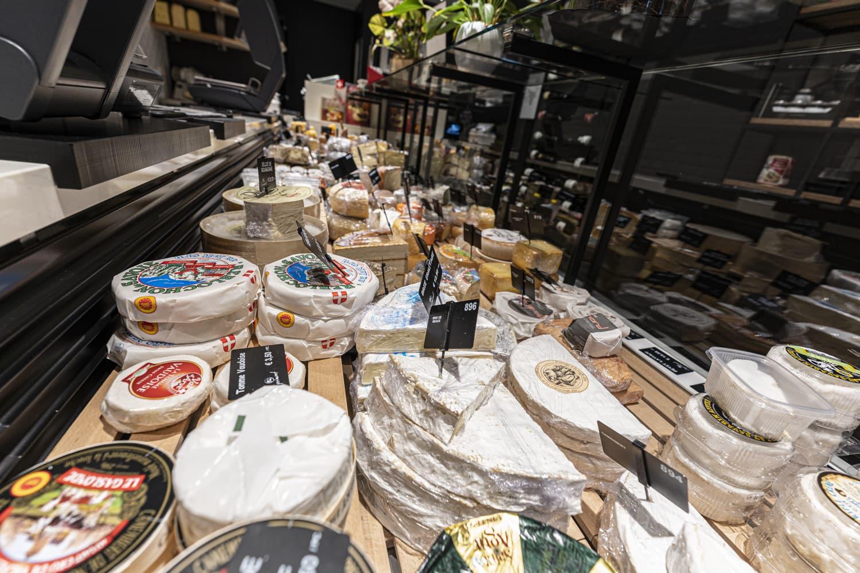 Boucherie Sprimont Gembloux Thorembais - fromages